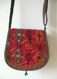 Persian Carpet Bag/Sac de Tapis Persan Mount Royal