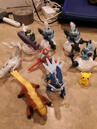 Pokemon and other toys