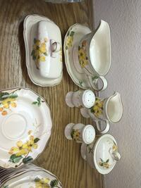 Dishes (place setting for eight) Lancaster, 93536