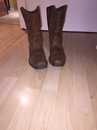 Ladies western boots size 8 Burnaby, V5C 3T8