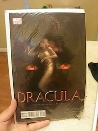 Dracula comic  Knoxville, 37920