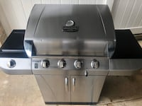 Char-Broil commercial series bbq grill 4 burner