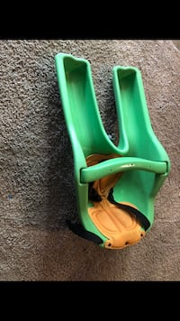 Ibert child bike seat. I have 2 of them. $50 each or I'll trade one for a banana bike seat Boulder Creek, 95006
