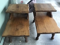 two brown wooden side tables Beaverton, 97006