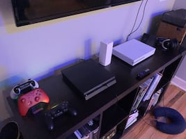 Trading consoles for gaming pc