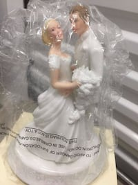 Lenox wedding topper Palm Bay, 32909