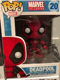 Deadpool Funko POP marvel Toronto, M4K 2H9