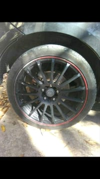 Only rims