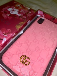 Gucci iPhone XR case Compton, 90221