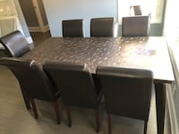 dinner table with 8 chair  亨茨维尔, 35757