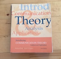 Communication Theory Textbook Miami Beach, 33140