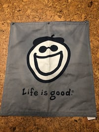 Life is good flag  Kingsport, 37660