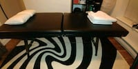 black and gray wooden table Vancouver