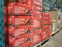 POWER MACHINES/TOOLS Sale 50-60% off! Wide Selection Mississauga