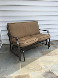 Patio furniture (glider)