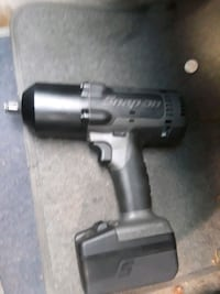 black and gray cordless impact wrench Alexandria, 22312
