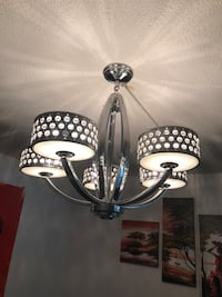 DVI ceiling light