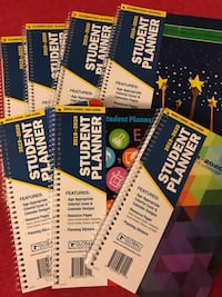 Student planners $2.50 each Allenstown, 03275