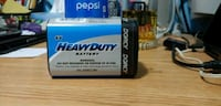 Heavy duty 6v battery for big flash light