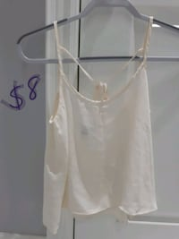 FOREVER 21- Blouse sleeveless size small