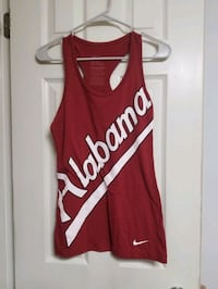 size small Nike Alabama tank