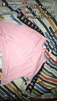 Pink kappa shirt Kitchener, N2C 1G2