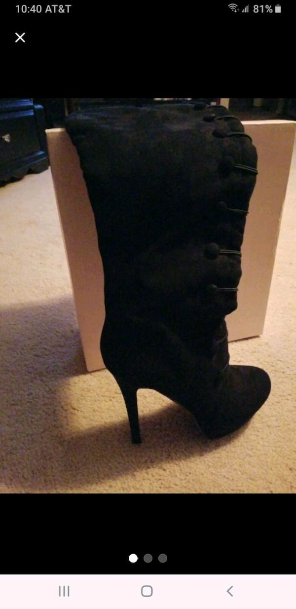 Justfab Thigh High Boot
