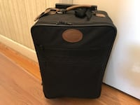 BUXTON Suitcase on Wheels