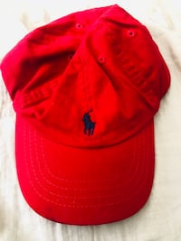 Ralph Lauren Infant Cap San Diego