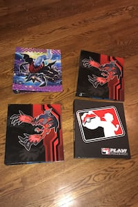 Official Pokémon Trading Card Game Binders
