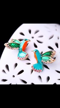 Bird Earrings Jewelry Vancouver, V5X 1A7