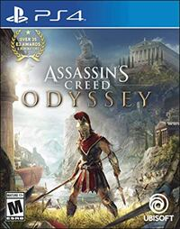 Assassin's Creed Odyssey PS4 Montréal, H1N