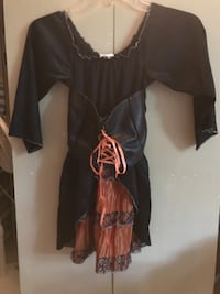 black and brown long-sleeved dress Rocky Mount