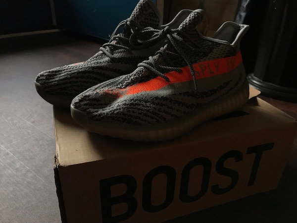 058e4e732ad Used Adidas yeezy boost 350 v2 (read description) for sale in Union City -  letgo