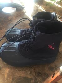 Girls Polo boots size 1  NEW