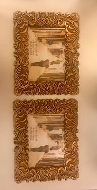 Luxurious Gold Picture Frames