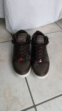Baskets Sneakers marrons Toulouse