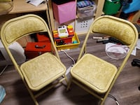 Retro Folding Table and Chairs Toronto