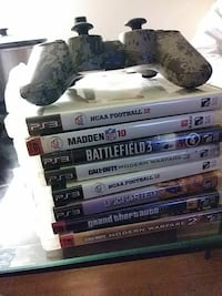 assorted Sony PS3 game cases Lansdowne, 21227