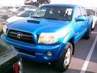 2006 Toyota Tacoma PreRunner Double Cab Long Bed V6 2WD 49 km