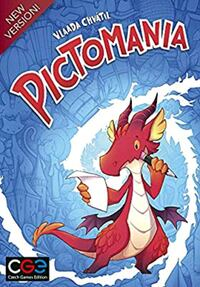 Pictomania - Board Game * New Sealed *