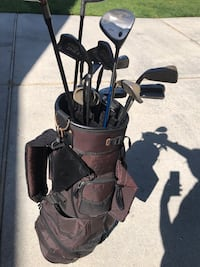 Beautiful Ping Zing Golf Clubs w/FREE bag and FREE woods! Suffolk, 23435
