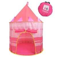 Princess play tent Toronto, M1T