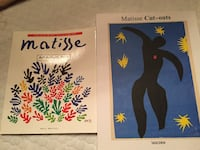 Matisse posters and activity book Montréal, H8N 1E4