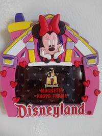 Minnie mouse fridge magnet Coquitlam, V3K 3X8