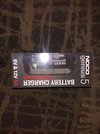 Battery charger repair unopened brand new