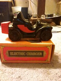 black electric charger Toledo, 43611