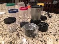 Baby food preparation products - magic bullet, ice cube trays Minneapolis, 55445