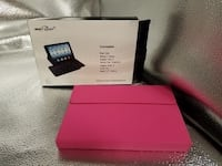 Bluetooth Keyboard Case Compatible for Most 7 to 8 Inch Tablets Ipad Mini Kindle and many others Eastvale