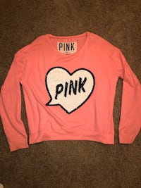 PINK by VS size M sweatshirt! limited edition :)